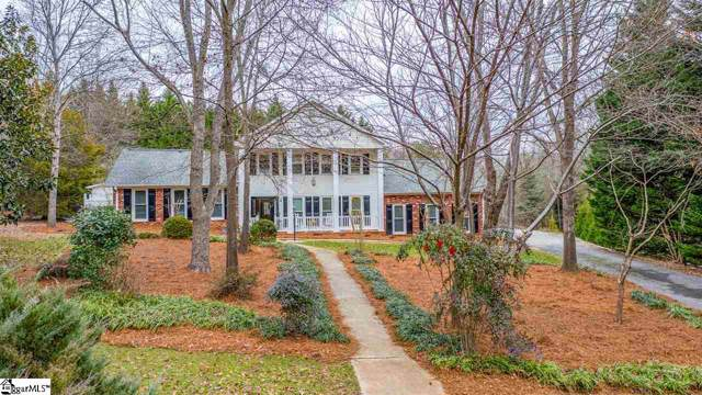 1194 Shadowood Drive, Spartanburg, SC 29301 (#1410784) :: Coldwell Banker Caine