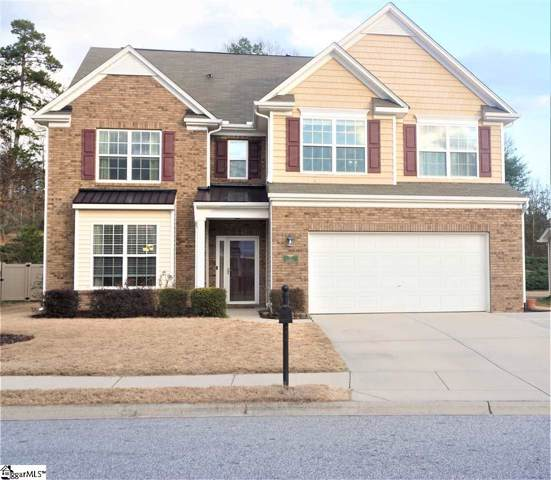 34 Kelsey Glen Lane, Simpsonville, SC 29681 (#1410847) :: Connie Rice and Partners