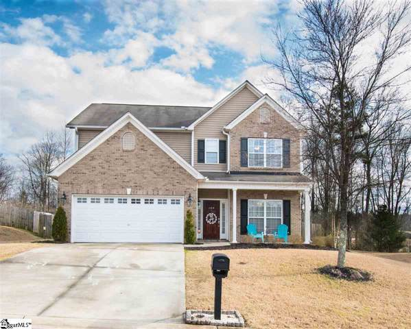 109 Buck Hill Way, Easley, SC 29642 (#1410853) :: Connie Rice and Partners
