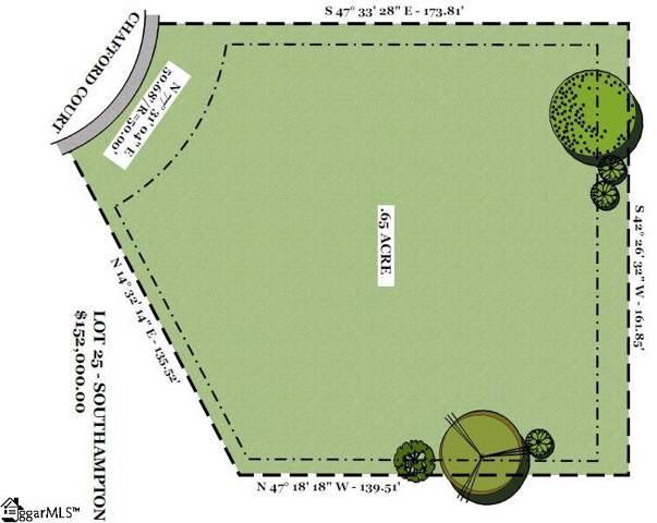 309 Chafford Court, Simpsonville, SC 29681 (#1410884) :: Green Arc Properties