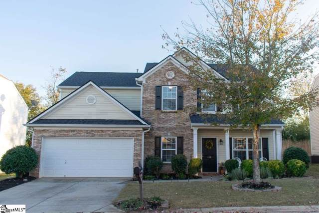 408 Chartwell Drive, Greer, SC 29650 (#1410899) :: Connie Rice and Partners