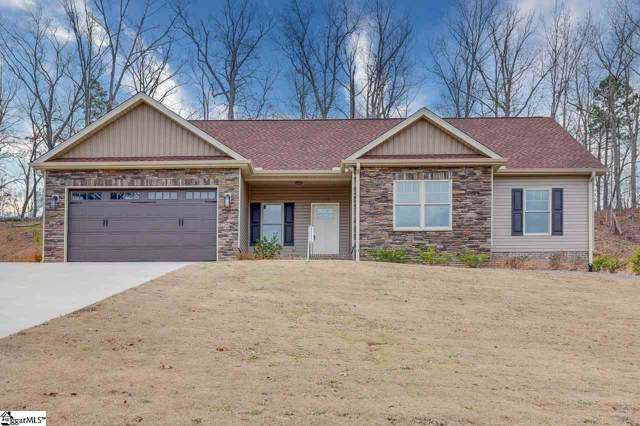 111 Mountain Lake Drive, Piedmont, SC 29673 (#1410911) :: Connie Rice and Partners