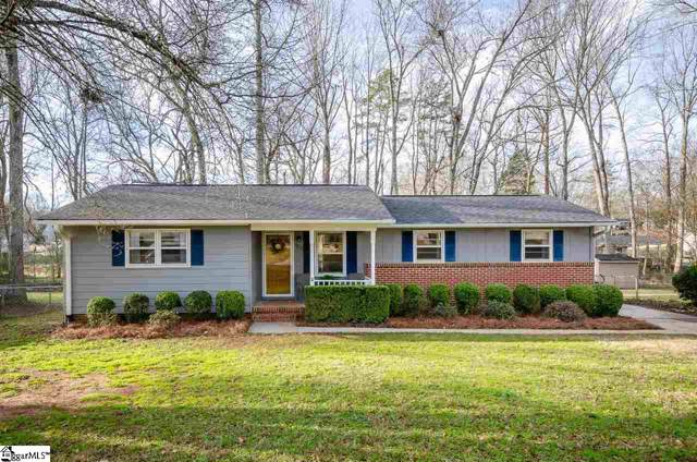120 Ashdown Drive, Simpsonville, SC 29680 (MLS #1410953) :: Resource Realty Group