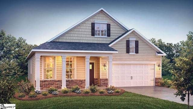 417 Linfield Court, Duncan, SC 29388 (#1410966) :: Coldwell Banker Caine