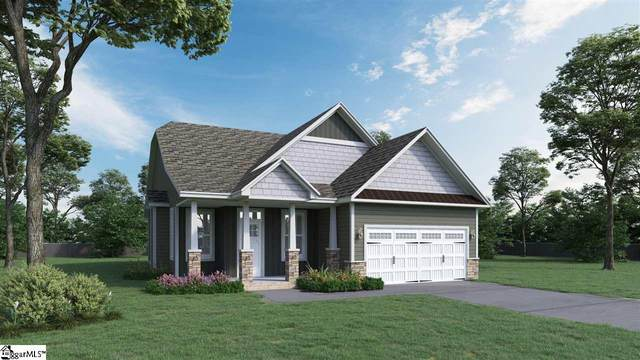 104 Wakelon Drive Lot 227, Greer, SC 29651 (#1410968) :: Connie Rice and Partners