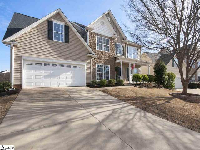 15 Twinings Drive, Simpsonville, SC 29681 (#1410972) :: Connie Rice and Partners