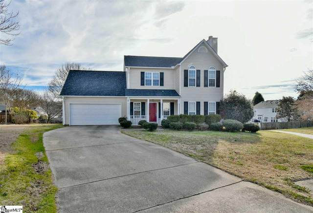 9 Saucer Court, Greer, SC 29650 (#1410974) :: Connie Rice and Partners