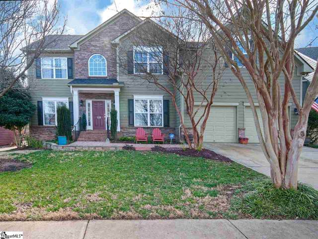 120 Strasburg Drive, Simpsonville, SC 29681 (#1410977) :: Connie Rice and Partners
