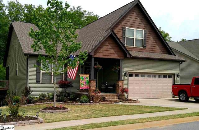 616 Chartwell Drive, Greer, SC 29650 (#1411026) :: Connie Rice and Partners