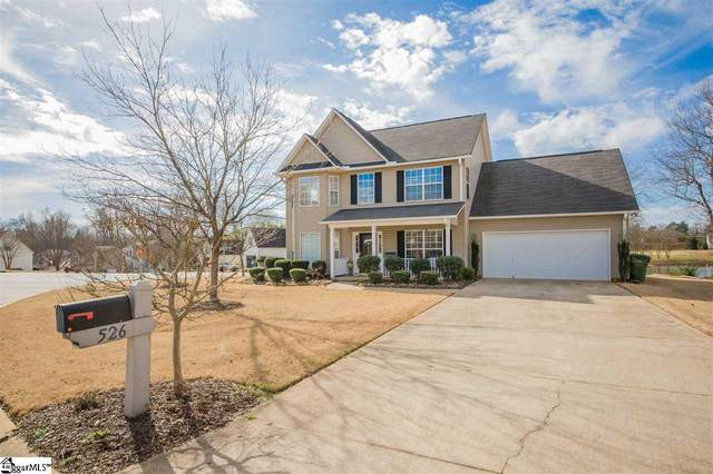 526 Peach Grove Place, Mauldin, SC 29662 (MLS #1411027) :: Resource Realty Group