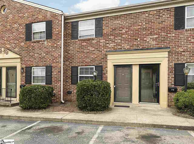 2530 E North Street 5C, Greenville, SC 29615 (#1411029) :: Connie Rice and Partners