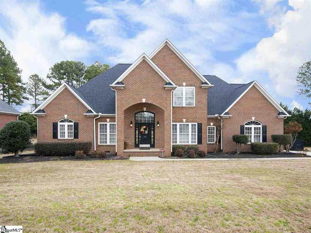 115 Spanish Wells, Anderson, SC 29621 (#1411049) :: Connie Rice and Partners