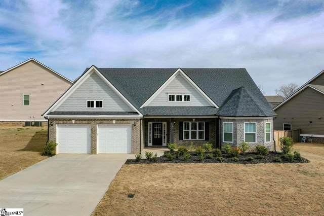 118 Wild Hickory Circle, Easley, SC 29642 (#1411107) :: Connie Rice and Partners