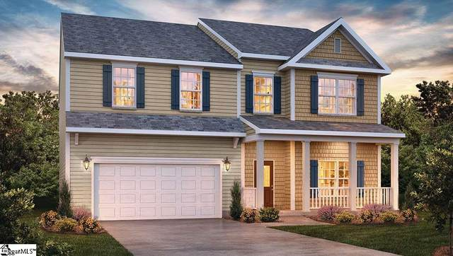 724 Liberty Walk Lane, Simpsonville, SC 29681 (#1411157) :: Connie Rice and Partners