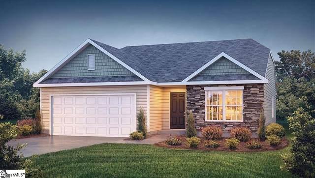 204 Bracken Woods Way, Piedmont, SC 29673 (#1411159) :: Connie Rice and Partners