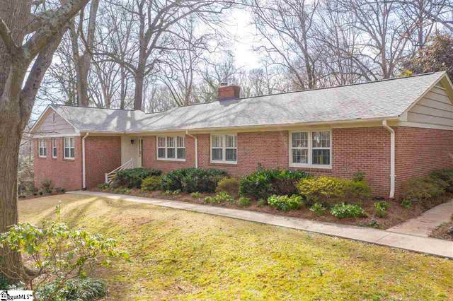 105 Morningdale Drive, Greenville, SC 29609 (#1411226) :: Parker Group