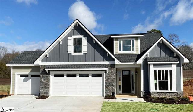 101 Ingrid Place #12, Mauldin, SC 29681 (#1411262) :: Connie Rice and Partners