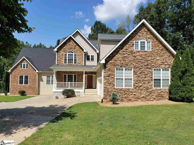 605 Montague Drive, Easley, SC 29640 (MLS #1411283) :: Resource Realty Group