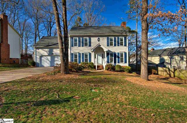 409 Deepwood Drive, Greer, SC 29651 (#1411291) :: Coldwell Banker Caine