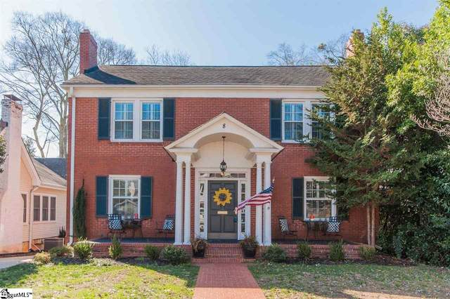 8 Lanneau Drive, Greenville, SC 29605 (#1411322) :: The Toates Team