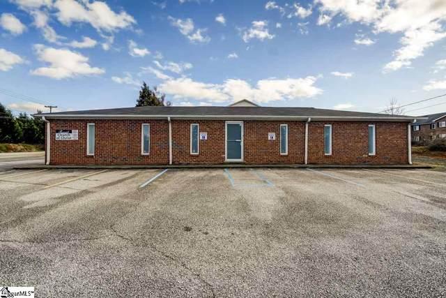 1015 N Main Street, Greer, SC 29651 (MLS #1411341) :: Resource Realty Group