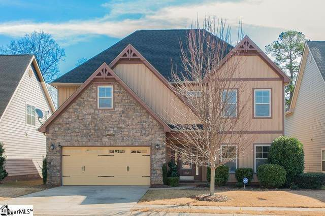 202 N Radcliff Way, Spartanburg, SC 29301 (#1411350) :: Connie Rice and Partners