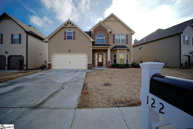 122 Border Avenue, Simpsonville, SC 29680 (#1411354) :: Connie Rice and Partners