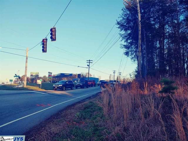 Gap Creek Road, Greer, SC 29651 (#1411396) :: Hamilton & Co. of Keller Williams Greenville Upstate