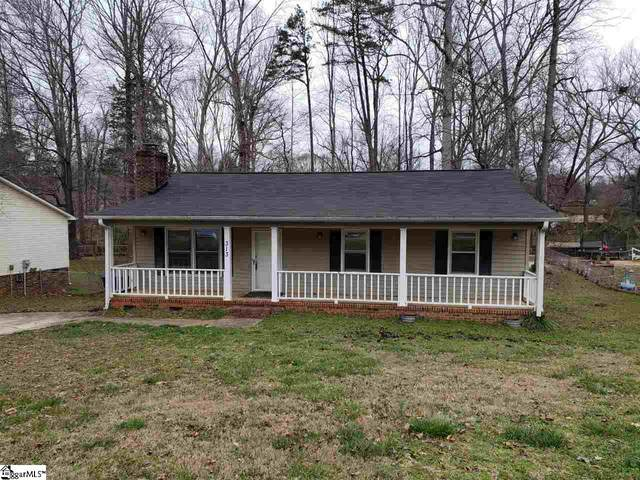 313 Pinonwood Drive, Simpsonville, SC 29680 (#1411410) :: Connie Rice and Partners