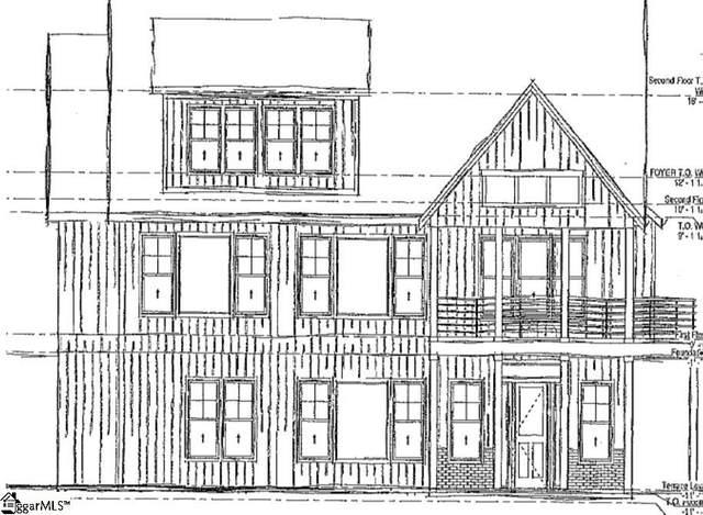 618 Sedge Street, Taylors, SC 29687 (#1411421) :: The Haro Group of Keller Williams