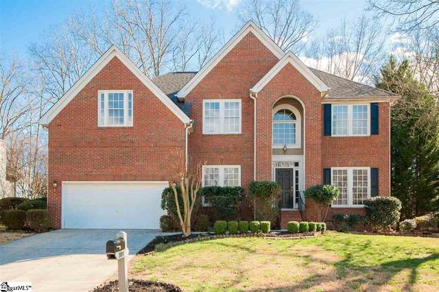 108 E Glohaven Place, Simpsonville, SC 29681 (#1411422) :: Connie Rice and Partners