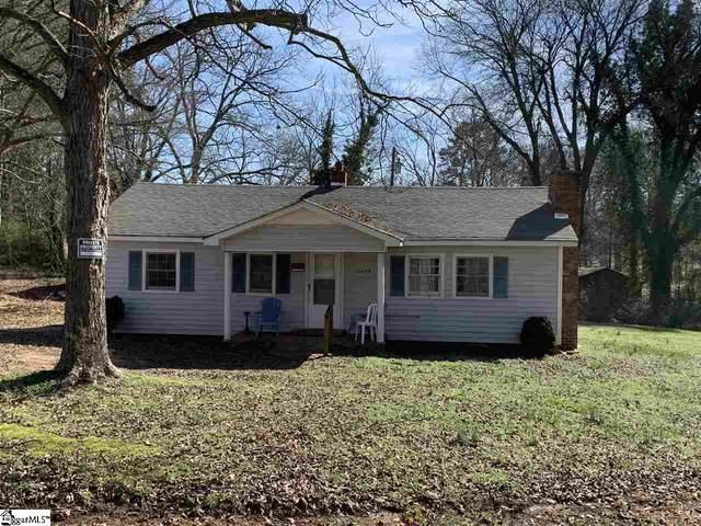 1637 Double Branch Road, Cowpens, SC 29330 (#1411429) :: Hamilton & Co. of Keller Williams Greenville Upstate