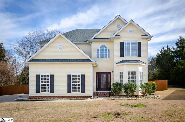 16 Paddock Run Lane, Simpsonville, SC 29681 (#1411451) :: Connie Rice and Partners