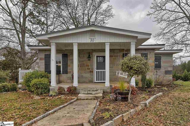 30 Brockman Hill Road, Greenville, SC 29617 (#1411458) :: The Haro Group of Keller Williams