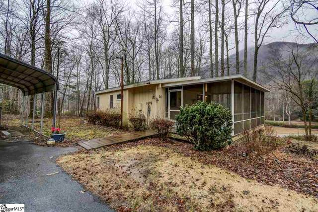 10 Old Gap Creek Road, Marietta, SC 29661 (#1411494) :: Connie Rice and Partners