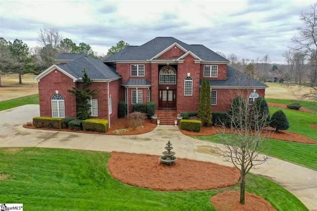 629 Driftwood Drive, Greer, SC 29651 (#1411498) :: Hamilton & Co. of Keller Williams Greenville Upstate