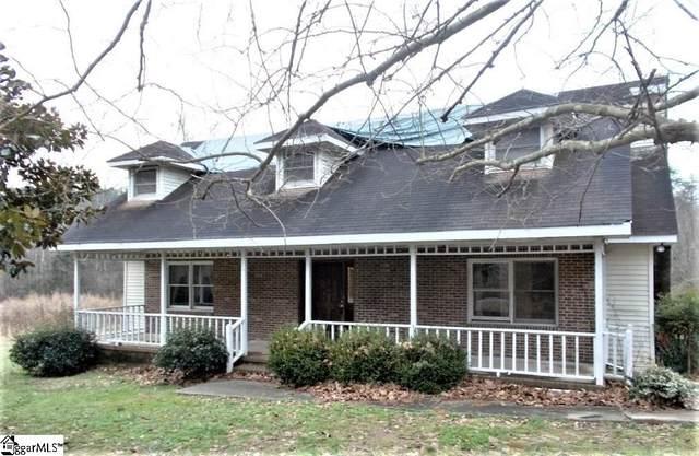 350 Rock Road, Greer, SC 29651 (#1411586) :: Modern