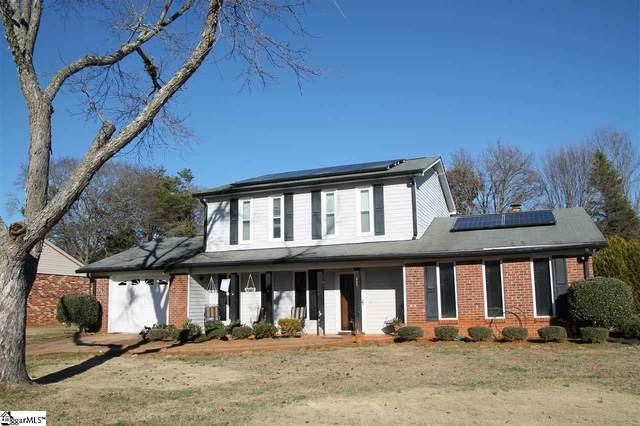 327 Berea Forest Circle, Greenville, SC 29617 (#1411601) :: The Toates Team