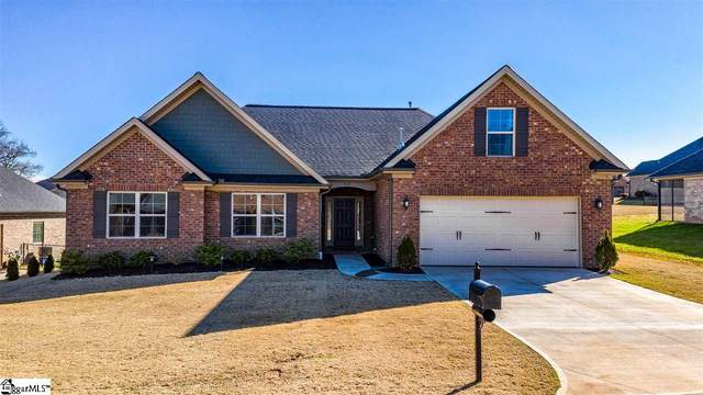 818 E Frank Bush Avenue, Inman, SC 29349 (#1411609) :: J. Michael Manley Team