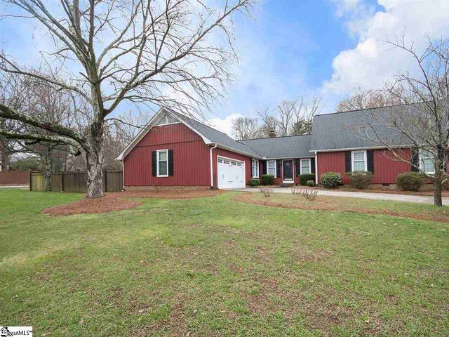 1214 Plantation Drive, Simpsonville, SC 29681 (#1411637) :: Connie Rice and Partners