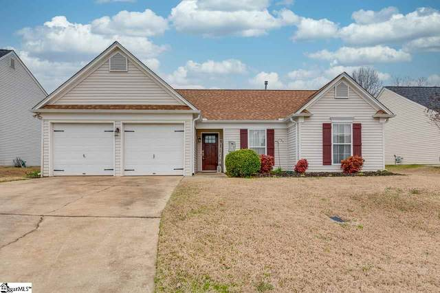 107 Woolridge Way, Greer, SC 29650 (#1411699) :: Connie Rice and Partners