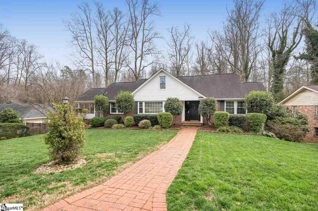 140 Dellwood Drive, Greenville, SC 29609 (MLS #1411719) :: Resource Realty Group