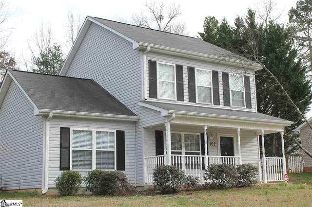 102 Mona Way, Greenville, SC 29611 (#1411734) :: The Haro Group of Keller Williams