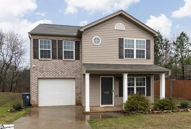408 Emily Rose Court, Duncan, SC 29334 (#1411747) :: The Robby Brady Team