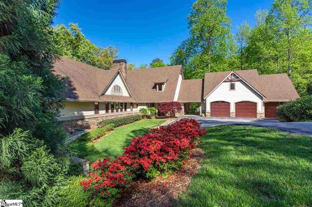 315 Mountain Summit Road, Travelers Rest, SC 29690 (#1411766) :: Connie Rice and Partners