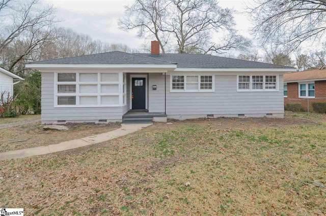 311 Crestview Drive, Spartanburg, SC 29301 (#1411768) :: Hamilton & Co. of Keller Williams Greenville Upstate