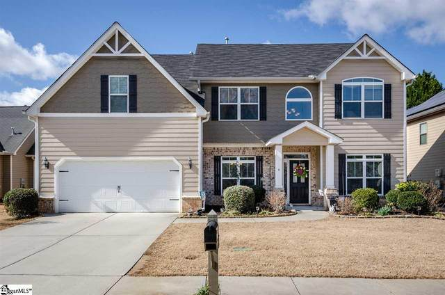 4 Grayling Court, Simpsonville, SC 29680 (#1411802) :: The Toates Team