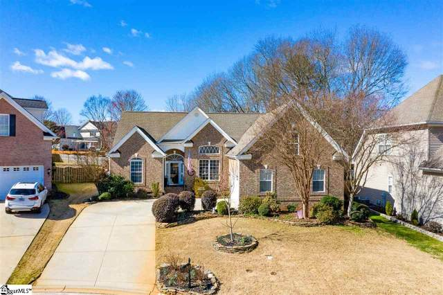 6 Peter Brook Court, Simpsonville, SC 29681 (#1411816) :: Connie Rice and Partners
