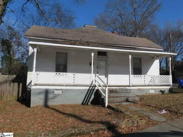 22 David Street, Greenville, SC 29609 (#1411828) :: The Toates Team