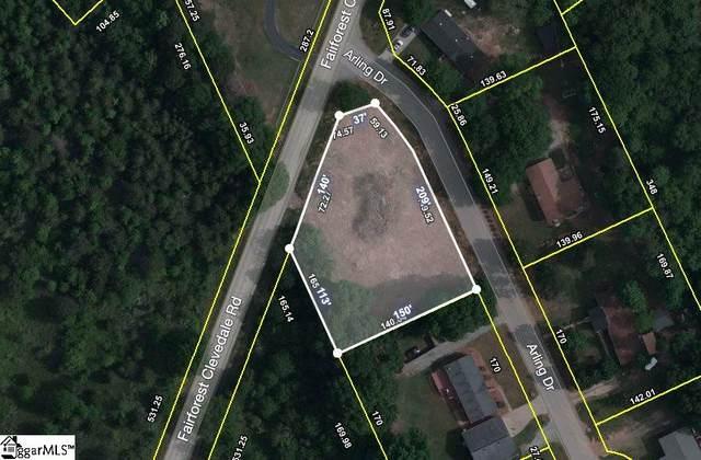 210 Arling Drive, Spartanburg, SC 29301 (#1411830) :: The Haro Group of Keller Williams